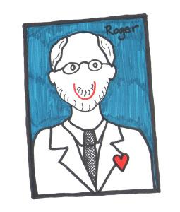 Roger Weissberg Portrait